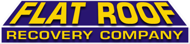 Flat Roof Recovery Logo