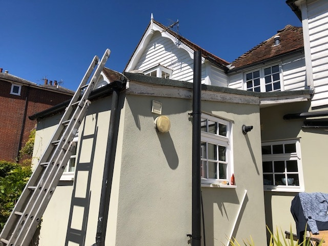 Domestic Recovered Roof Repair